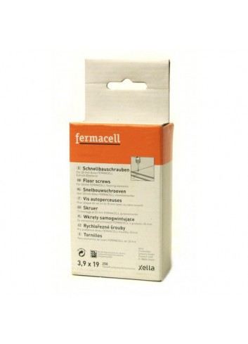 Vis auperceuses FERMACELL 3,9x19 mm
