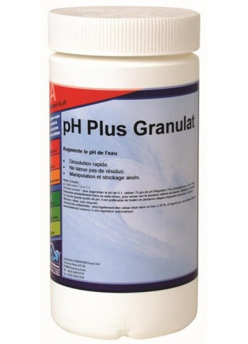 PH plus Granulé le POT de 1 kg