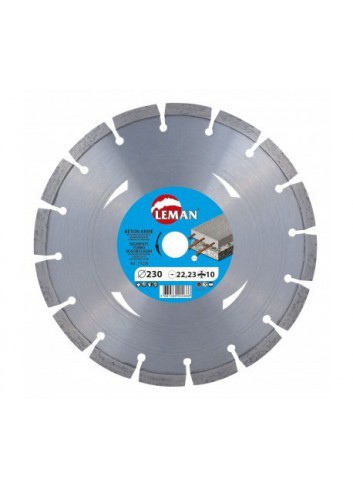 Disque diamant ABRAS RAPID D230mm
