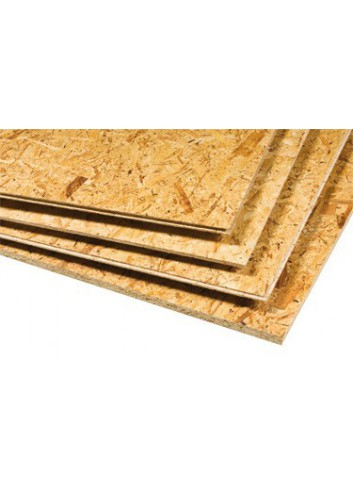 Dalle OSB3 4 rives ep 18 mm 2500x675