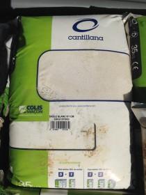 Sac sable fin blanc à enduire sac  35kg
