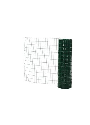 GRILLAGE soude AXIAL RESIDENCE VERT HT 1.00m lg25m maille 75x100mm fil 2,1
