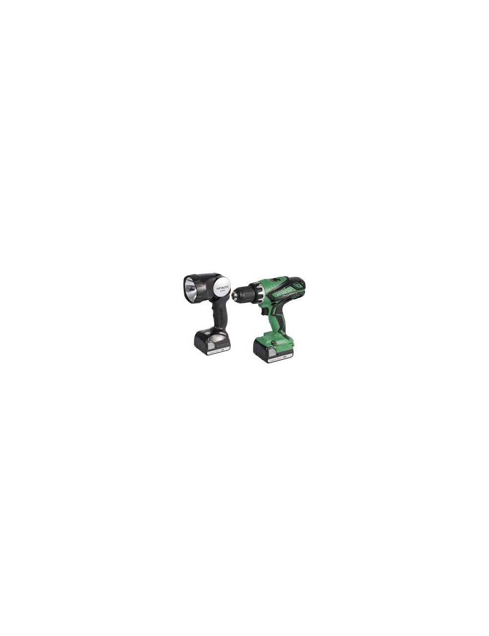 PERCEUSE-VISSEUSE 13mm 14,4V-2.5Ah HITACHI Li-lion DS14DJLLB