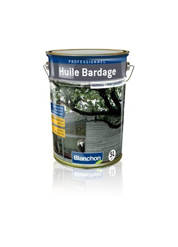 HUILE BARDAGE 5L ANTHRACITE REF 5000004