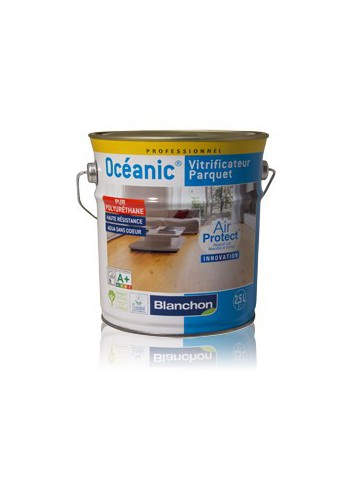 VITRIFICATEUR OCEANIC 2,5L CIRE NATUREL