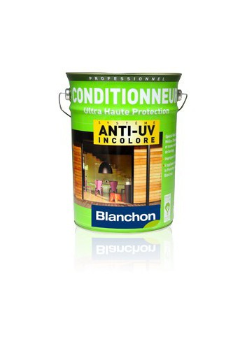 CONDITIONNEUR syst. ANTI-UV INCOLORE 5 L Ultra Haute Protection/Imprégnation/Bois
