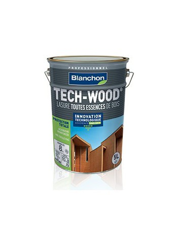 LASURE TECHWOOD 1L INCOLORE REF/01220451