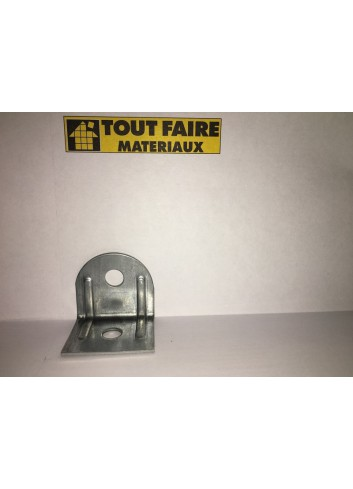 EQUERRE de fixation tige filetee d 6 bte de 100