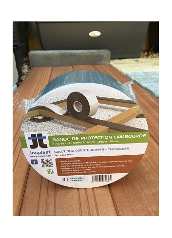 BANDE PROTECTION LAMBOURDE 80MM X 20M