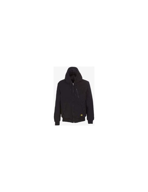 Veste JACKET PADDED CANVAS XL REF 80017 NOIRE