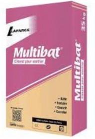 CIMENT MULTIBAT 12,5 CE NF (42 /pal) sac 35kg