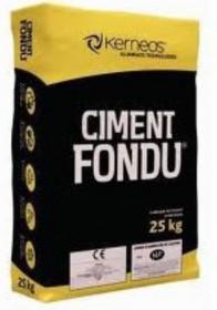 CIMENT FONDU KERNEOS sac 25 KG