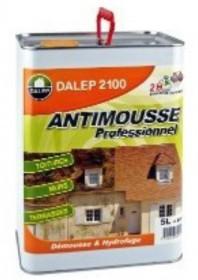 DALEP 2100 antimousse 5L PRO REF 121005 Concentré  (80m2)