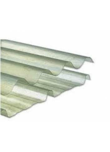 PLAQUE POLYESTER CL3 GO 2,50x0,92
