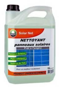NETTOYANT SOLAR NET  5L  PANNEAUX SOLAIRES REF 490005