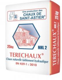 CHAUX DE ST ASTIER TERECHAUX BLC 25KG