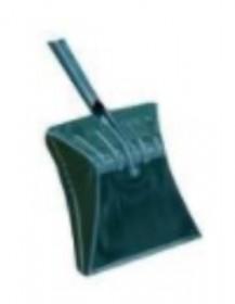 Pelle de ménage metal manche bois  Réf: MBA16026